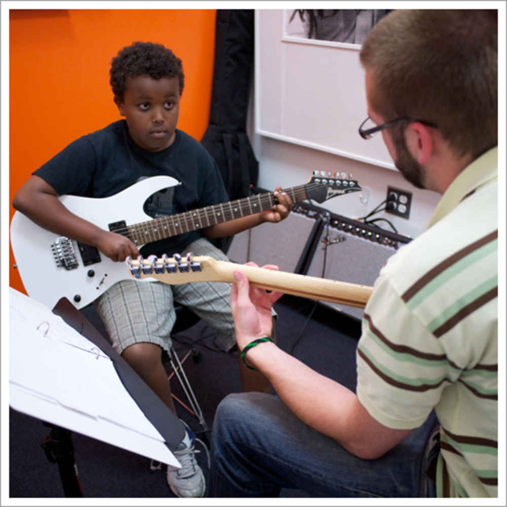 Individual Music Lessons